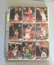 Fleer Not Authenticated Sports Trading Sets