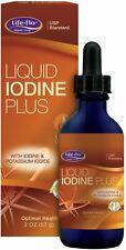 Liquid Iodine Plus by Life Flo, 2 oz