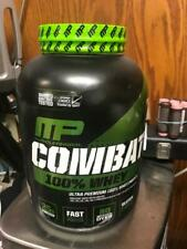 MusclePharm  Combat Protein Powder 5 lbs Cookies & Cream  FREE SHIPPING BLOWOUT