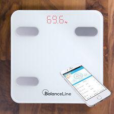 Smarte Personenwaage inkl. Bluetooth 4.0 mit passender App von BalanceLine