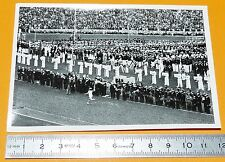BERLIN 1936 JEUX OLYMPIQUES OUVERTURE OLYMPIASTADION DEUTSCHLAND OLYMPIC GAMES