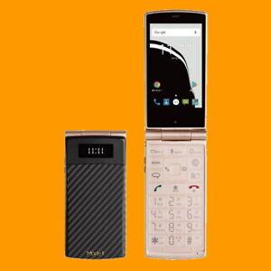 "Mode1 RETRO MD-02P Black 2+16GB 8MP QuadCore 3.5"" IPS 4G Android Flip Smartphone"