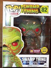 Swamp Thing Glow in the Dark Previews Exclusive Pop! Vinyl Figure! Funko! New!