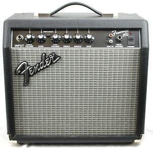 Fender Frontman 15G Electric Guitar Combo 15W  Amplifier Practice Amp  #R9130