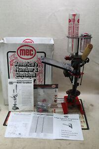 Mec 8567 Grabber 12 Gauge Reloading Progressive Reloader Press w/ Extras NR .99