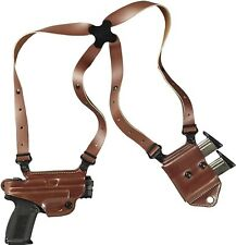 Galco Miami Classic II Shoulder Holster System MCII224 for Glock 17/19 RH