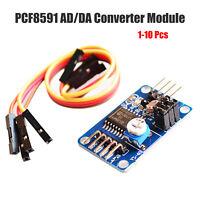 PCF8591 Modul AD/DA-Wandler Analog Digital Wandler Converter für Arduino 26 Neu