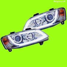 Holden Commodore VE 2 LED DRL DayTime Running Chrome Head lights Right Left Side
