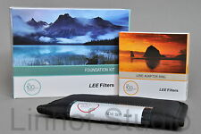 Lee Filters Foundation Holder Kit, 0.6ND Grad Soft Filter & 77mm Adapter