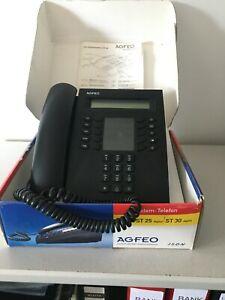 Agfeo ST20 System Telefon Schwarz Systemtelefon Tel Phone Büro.