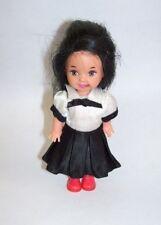Vintage Barbie Kelly Doll with Black Hair