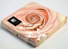 3 Ply Rose Paper Napkins 33 X 33cm Square Party Serviettes Tableware Catering 20