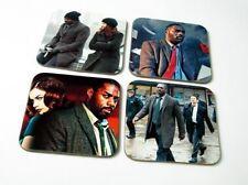 Luther Idris Elba TV Show COASTER Set