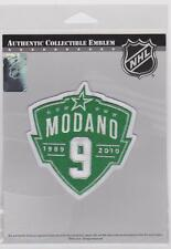 MIKE MODANO RETIREMENT JERSEY PATCH DALLAS STARS AUTHENTIC OFFICIALLY LICENSE
