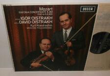 SXL 6088 Mozart Sinfonia Concertante Igor & David Oistrakh Moscow Kondrashin WBG