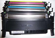 4 ORIGINAL Toner CLT-404 für Samsung Xpress C430 / C430W / C480 / C480W,