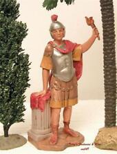 "Fontanini Depose Italy 7.5"" Alexander Soldier Nativity Village Figure 52808 Mib"