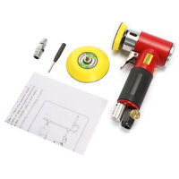 Mini Druckluft Excenterschleifer Exzenter Schleifer Spot Repair Polierer 50/75mm