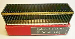 Bausch & Lomb Slide Tray Part# 63-25-42 FREE SHIPPING ANYWHERE 16