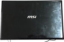 Msi MS-16GN Cover Back Bezel Posteriore monitor display lcd 6G2A812P89AC