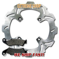 Front Brake Disc Rotor + Pads for Suzuki RMZ 250 RM-Z 250 (2004-2005-2006) NEW