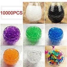 10000X usine d'eau Fleur gelée cristal Mud du sol Perles d'eau bille Gel bal HA