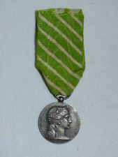 Médaille argent EMPLOYES COMMUNAUX 1921,french medal,silver