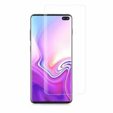 Full Screen Protector For Samsung Galaxy S10 Plus S10e Curved 3D Tempered Glass