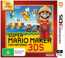 Super Mario Maker - Selects 3DS    Nintendo 3DS - New Game