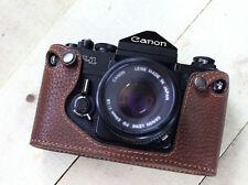 Unbranded/Generic Leather Camera Cases, Bags & Covers for Canon