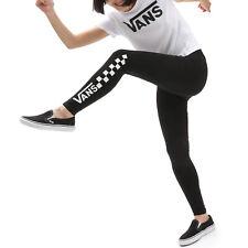 Vans Leggings da Donna Chalkboard Classic Nero Codice VN0A4S9WBLK - 9W