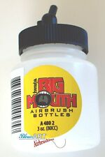IWATA Airbrush Feed Bottle  - Big Mouth 86ml (3oz)   A4802