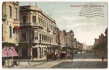 Argentina Buenos Aires - Boulevard Callao - Antique Postcard