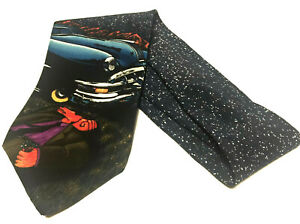 Necktie Markus Pierson by Belle vintage among those things left in the dust tie