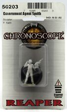 Reaper 50203 Chronoscope Government Agent Smith Men in Black MIB Operative Hero