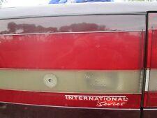 VR VS Series 1 Statesman Rear Boot Garnish Holden HSV Caprice International