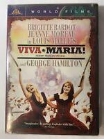 Viva Maria-World Films-Widescreen-Bilingual New Sealed DVD