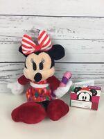 New 2018 Disney Minnie Mouse Share the Magic Mini Bean Bag christmas Soft Toy