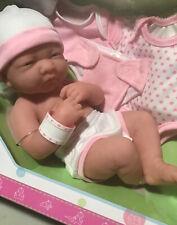 NEW~ Precious Preemie Berenguer La Newborn Doll + Extras - Over 2300+ SOLD