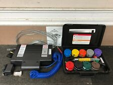 WAEKON Electronic Fuel Gas Cap Pressure Tester System FPT27 Adapter Set FPT25-07