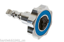 Laser Tools Palm Grip Ratchet with Universal Joint 1/4 Drive