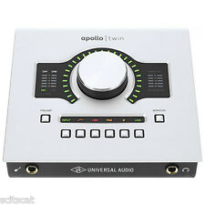 Universal Audio Apollo Twin USB Desktop Interface w/ Realtime UAD Processing PC