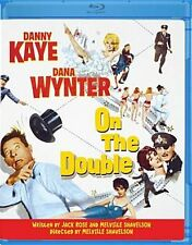 On the Double (Danny Kaye) Region A  - BLU RAY - Sealed