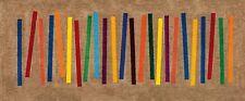 Fußmatte Mixed Stripes Teppichläufer Schmutzfangmatte wash+dry 80 x 200 cm