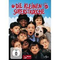 DIE KLEINEN SUPERSTROLCHE -  DVD NEU TRAVIS TEDFORD, BRITTANY ASHTON HOLMES