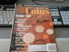 COINS magazine, September 2001, excellent conditon, great numismatic articles