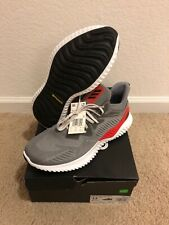 Adidas Alphabounce Beyond, AC8625, Grey/White/Red, Men's Running Shoes Size 13