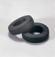 Wedico 1/16th tyres for low-loader multit. 245/70. 1pr