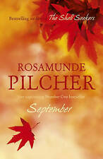 September by Rosamunde Pilcher (Paperback, 2005)