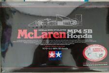 1/20 Tamiya McLaren Honda MP4/5B Senna Berger Driver Engineer Set Champion 1990